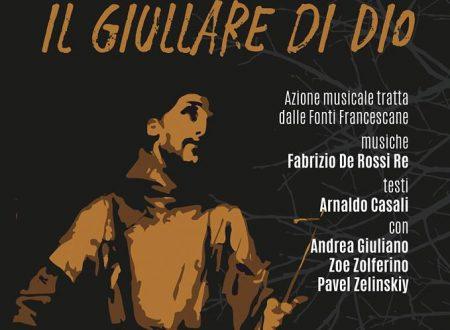 IL GIULLARE DI DIO di Fabrizio De Rossi Re